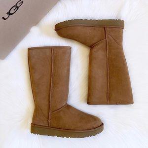 UGG Classic Tall II Chestnut Boots